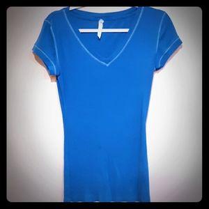 Turquoise/Blue tshirt
